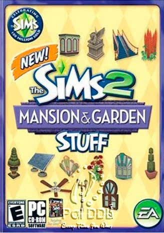 Sims 2 : the mansion garden (pc)