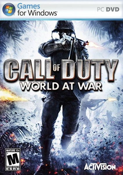 Call Of Duty World At War Full-Rip Skullptura